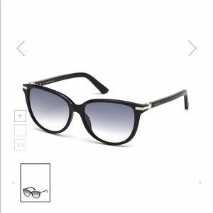 New! Swarovski Sunglasses! Edith Cat Eye